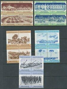 [P870] Libya 1981 Revolution Anniversary complete set VF MNH stamps