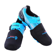Pro Winter Cycling Sport Shoe Covers Windproof Bicycle Bike Overshoe Thermal