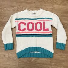 Girls Next Gorgeous Knitted Jumper 7-8 Years