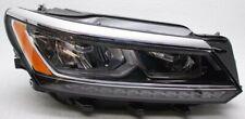OEM Volkswagen Passat (V6) R-Line Right Passenger Side LED Headlamp Tab Missing