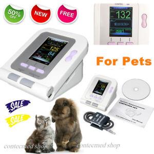 CE Digital Veterinary Blood Pressure Monitor CONTEC08A Vet Animal Use Software