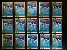 Lot of 15: 1990 Topps Troy Aikman #482