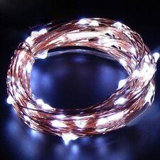 Solar Wine Bottle Cork Shaped String Light 10 LED Night Fairy Light Lamp Xmas XJ