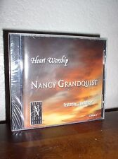 """Heart Worship by Nancy Grandquist Vol. 1 featuring """"I Do Believe"""" (CD, 2003)"""