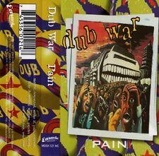 Dub War - Pain - CASSETTE TAPE - SEALED new copy Earache