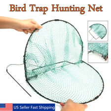 20 Inch Heavy Duty Sparrow Pigeon Bird Net Mesh Humane Live Trap Hunting S