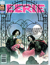 Eerie Anthology Magazine Of Contemporary Fantasy & Horror Comic Strips Issue 93