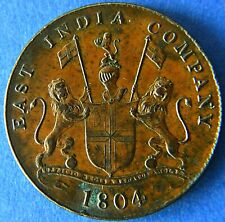 More details for british east indies: 1804 sumatra 4 keping.                             ch6-1022