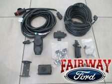 17 thru 19 Super Duty OEM Ford Trailer Mounted Camera with Trailer TPMS System