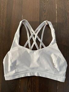 Lululemon Bra Size 4 Free To Be Serene