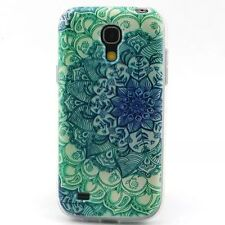 Patterned Rigid Plastic Fitted Cases for Samsung Galaxy S4