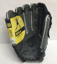 "Wilson LHT WTA12LF151275 12.75"" Onyx Fastpitch Softball Glove"