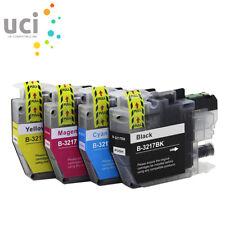 4 Ink Cartridge fits Brother LC3217 MFC-J5330DW MFC-J5335DW MFC-J5730DW