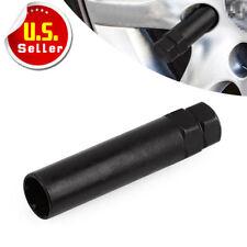 Black Replacement Key for 6 Spline Tuner Lug Nuts Wheel Lock Tool 12x1.5 12x1.25