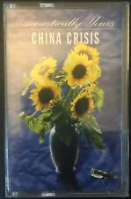 CHINA CRISIS - ACOUSTICALLY YOURS - Cassette - UK 1996 - TESTED - Excellent