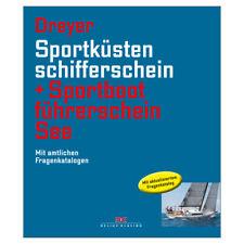Sportküstenschifferschein SKS / Sportbootführerschein SBF See # DK, aktuell NEU