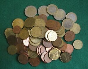 Left Over Euros Holiday Money €16.72