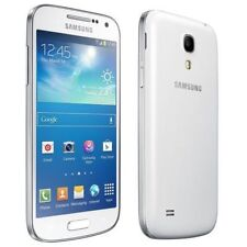 "4.3"" Samsung Galaxy S4 Mini GT-I9195 8GB GPS NFC 8MP Libre TELEFONO MOVIL Blanco"