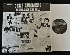 Gene Summers Mister Rock and Roll LAKE COUNTY 504