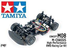 TAMIYA 1:10 M08 CONCEPT M-CHASSIS High-Performance RWD Racing Car Kit 58669