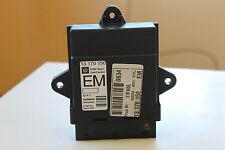 OPEL VAUXHALL SIGNUM VECTRA C FRONT LEFT DOOR ECU MODULE W/ CODE # 13170150