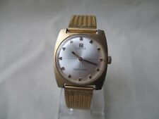 Tissot Seastar Seven Vintage Gents Watch GWO Gold Plated