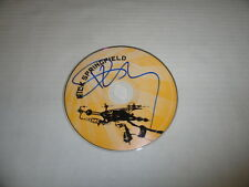 """RICK SPRINGFIELD SIGNED """"SONGS FOR THE END OF THE WORLD"""" NEW CD PROOF"""