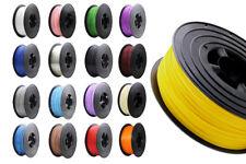1kg 1,75mm PETG Filament 3D Drucker Printer Spule Rolle 1000g PET-G weiß schwarz