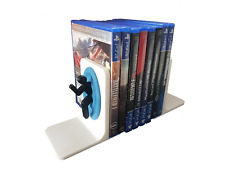 Video Games / Movies Rack Stand / Bookends