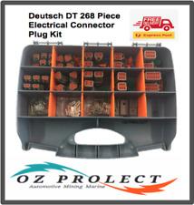 Deutsch DT 268 Pc Connector Plug Kit No Crimp Tool Auto Marine