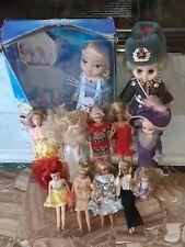 Lotto Bambole Vintage - Mattel, Furga, ecc...