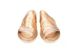 marsell leather slide sandals