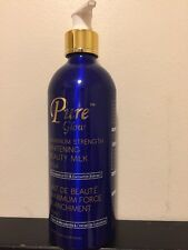 Pure Glow Maximum Strength Whitening Beauty Milk, Pure Glow Lotion. FREE SOAP