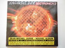 Jean Michel Jarre cd album digipack Electronica 2 The Heart of Noise