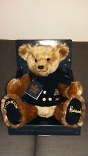 Harrods Annual  Bear 2000 - Special Limited Edition Jointed Millennium Bear