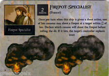 PIRATES OF MYSTERIOUS ISLANDS - 085 FRENCH FIREPOT SPECIALIST
