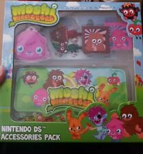 Moshi Monsters - Nintendo DS - Accessories Pack - Brand New