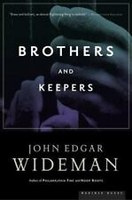 Brothers and Keepers : A Memoir by John Edgar Wideman (2005, Paperback)