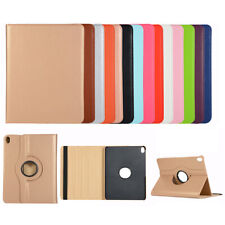 360 Degree Rotating Tablet Case Litchi Leather Swivel Cover for Samsung Galaxy