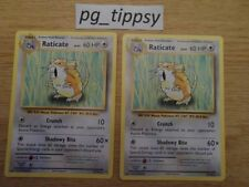 Evolutions Colorless Rare Pokémon Individual Cards with Holo