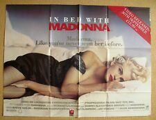 Madonna - In Bed With Madonna - Original UK 1991 Movie / Cinema Poster