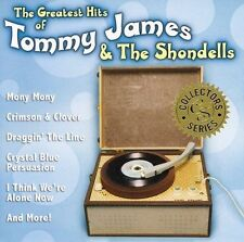 ~DAMAGED ARTWORK CD Tommy James & Shondells, Tommy J: The Greatest Hits Of Tommy