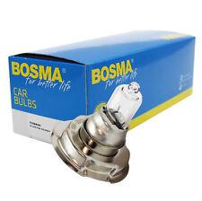 Lámpara BOSMA P26S 6v 15w S3 halógena PREMIUM Bombilla para FARO etc
