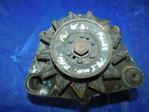 BMW 1502-2002tii 14 Volt 45 AMP Alternator 3-Pin BOSCH 0 120 400 752 M