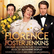 Florence Foster Jenkins - Soundtrack - Alexandre Desplat (NEW CD)