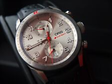 Oris AUDI Sport 774-7661-7481 Limited Edition Automatic Watch ! UNDER WARRANTY!