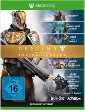 Microsoft XBOX - One XBOne Spiel ***** Destiny Collection ************NEU*NEW*55