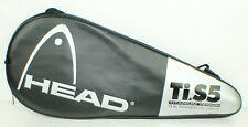 Head Ti S5 Titanium Xtralong Comfort Zone Tennis Racquet 4-3/8 W/Cover