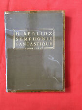 Heugel pocket music score, Berlioz: Episode in the life of an artist, Op.14