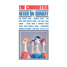 The Chordettes – Sing Never On Sunday CD